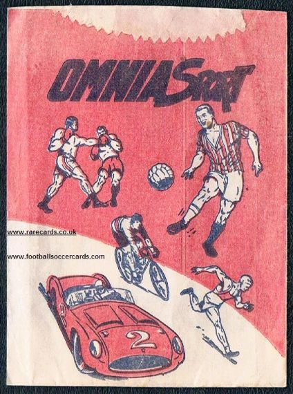 1964 Cicogna Omnia Sport packet